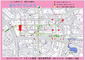 安全な歩道調査