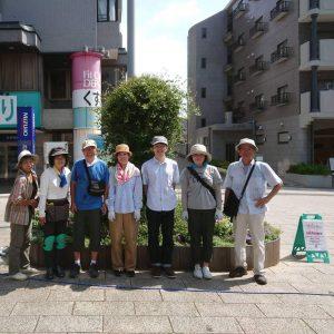 7月21日、大和ハウスから3人のボランティア参加で作業がはかどりました