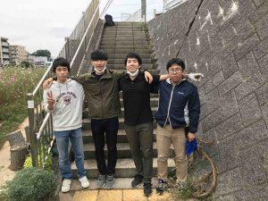 5人の都市大都市緑化研の学生が参加しました