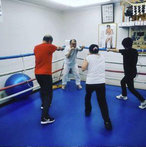 世界チャンピオンとトレーニング