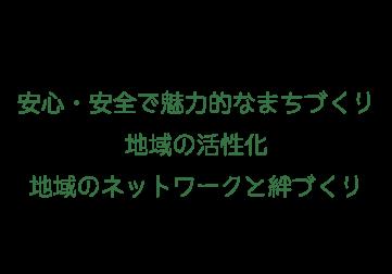 NPO法人「ぐるっと緑道」は横浜市営地下鉄「中川駅」 周辺地域を対象に. 安心・安全で魅力的なまちづくり、 地域の活性化、地域のネットワークと絆づくりを目的にボランティア活動をしています