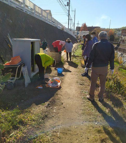 【HRG】2020年12月16日(水)新年に向けて大掃除と運営会総会